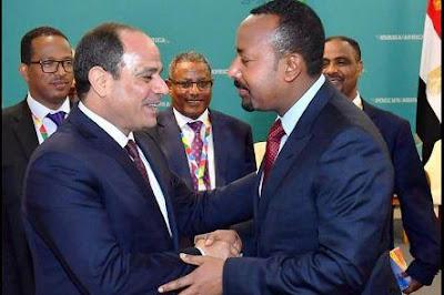 اثيوبيا, وزارة الخارجية المصرية, ازمة سد النهضة,