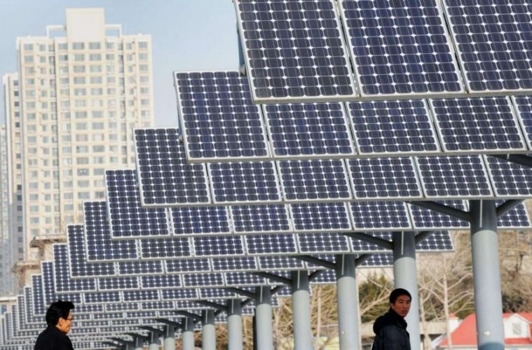 China Is Now The World's Largest Producer Of Solar Power