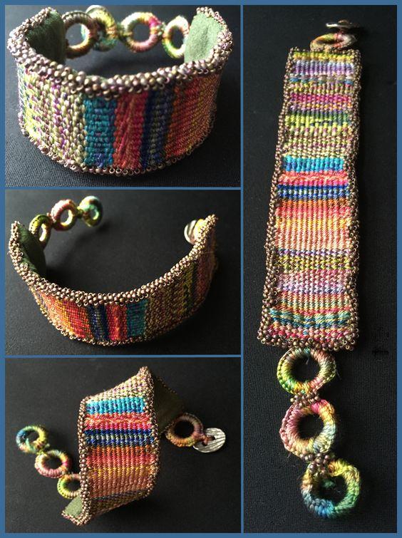 pleciona biżuteria tutoriale