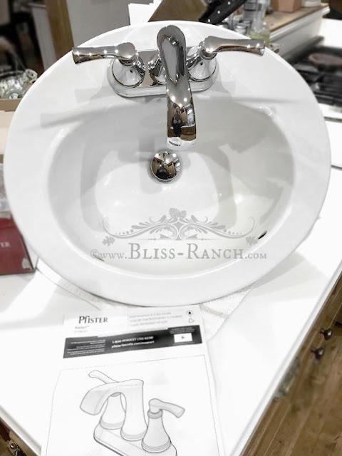 Sink Faucet Bliss-Ranch.com