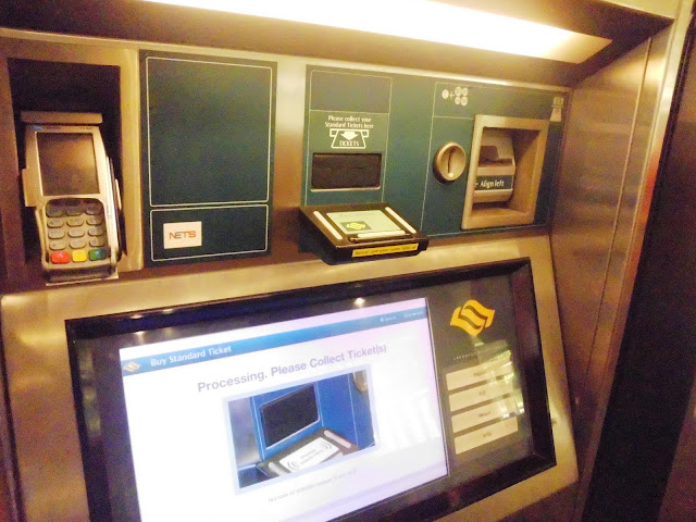 MRT, LRT, STP Singapore