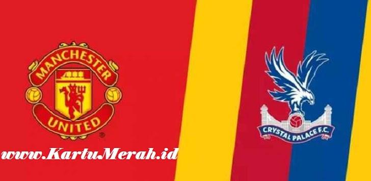 Prediksi Pertandingan Manchester United vs Crystal Palace