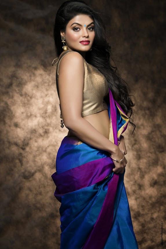 Tejashree Jadhav photo shoot by Dabboo Ratnani