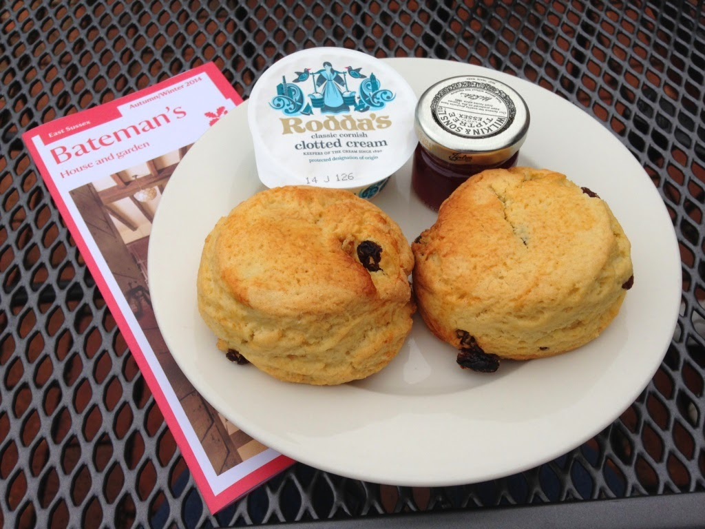 Batemans National Trust Scones
