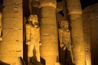7. Luxor Temple