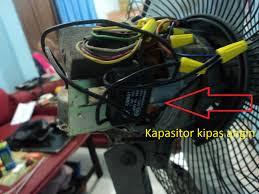 Cara Memperbaiki Alat Alat Elektronik Kerusakan Kipas Angin