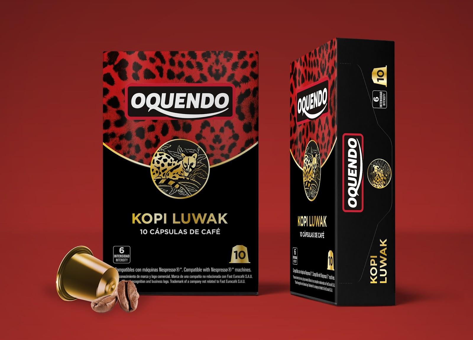 Surya Mas Jaya Kopi Luwak Packaging Lembah Cimanong 250 Gram By Contents Coffee Capsules Substrate Materials Cardboard Printing Process Foil Stamping Gloss Ink