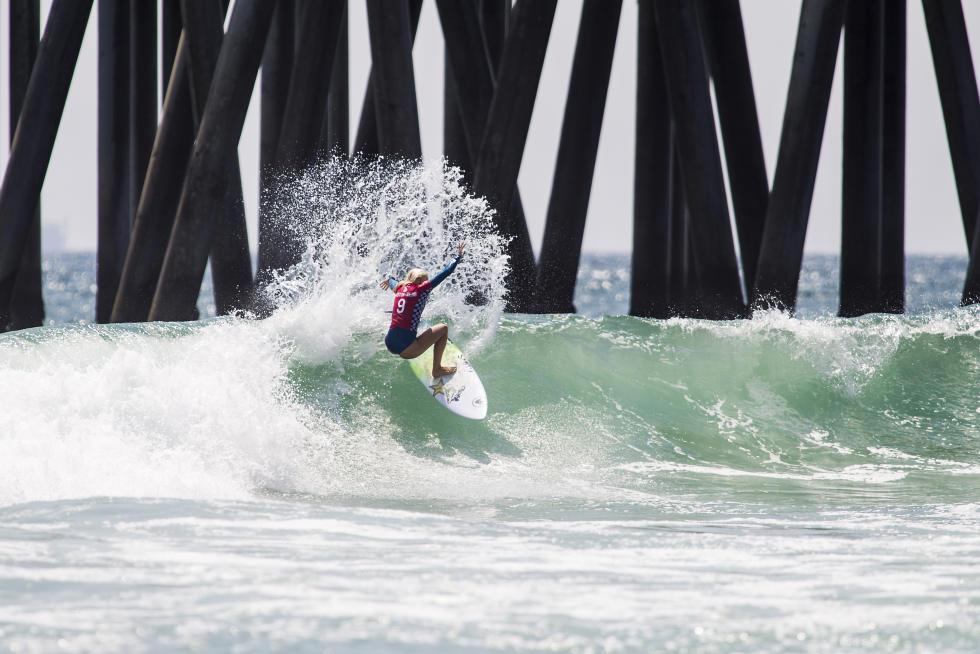 5 Tatiana Weston Webb Vans US Open of Surfing foto Jackson Van Kirk WSL