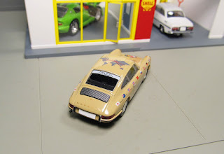 Tomica Limited Vintage  Porsche 911 World Tour