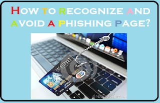 How to recognize and avoid a phishing page@myteachworld.com