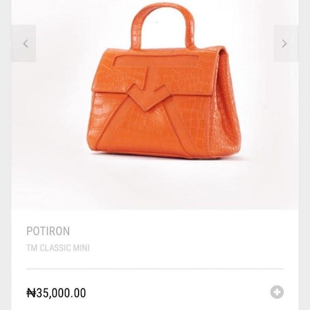 Laura Ikeji Set To Buy Toke Makinwa's Bag
