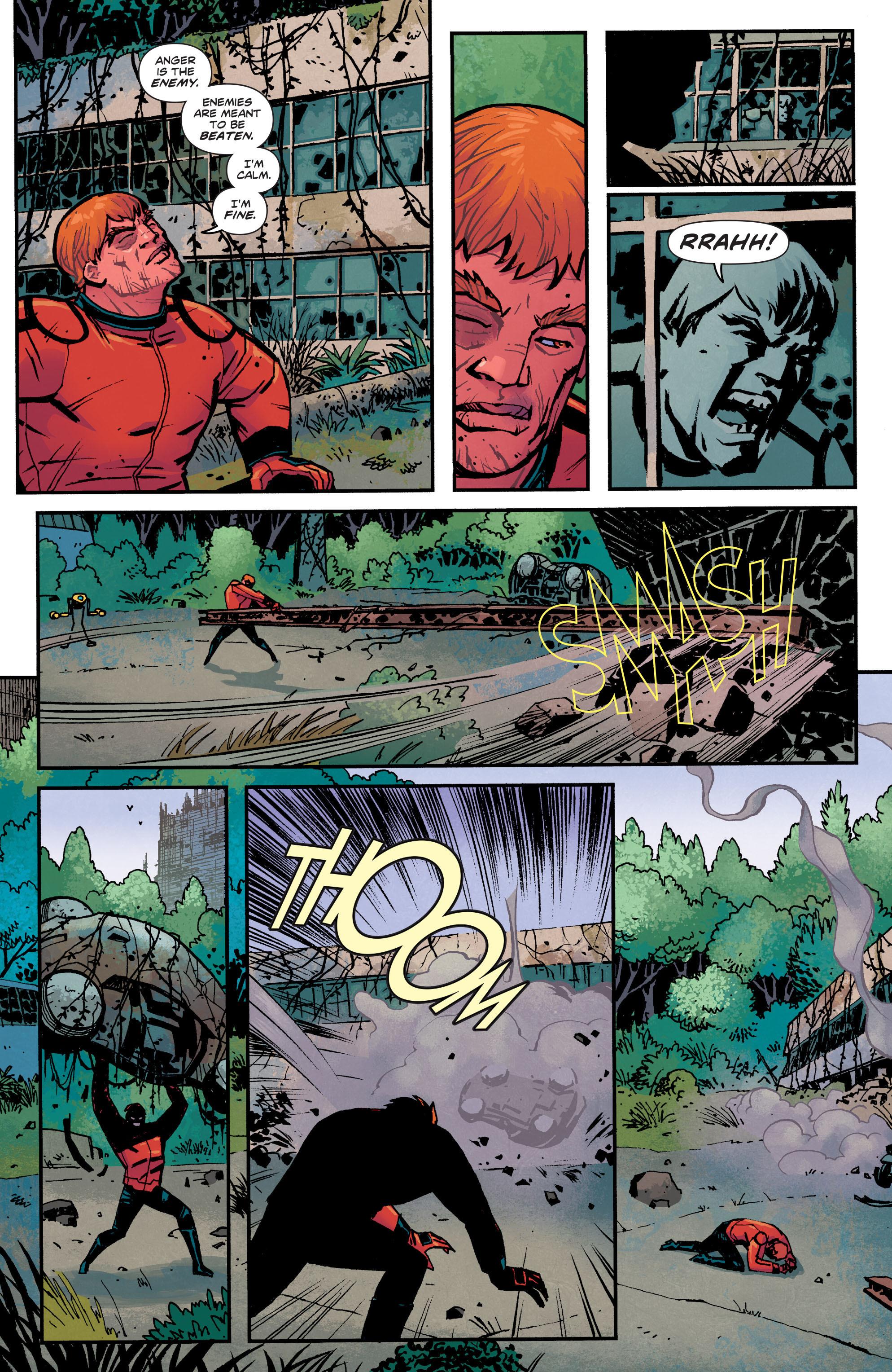 Read online Wonder Woman (2011) comic -  Issue #22 - 9