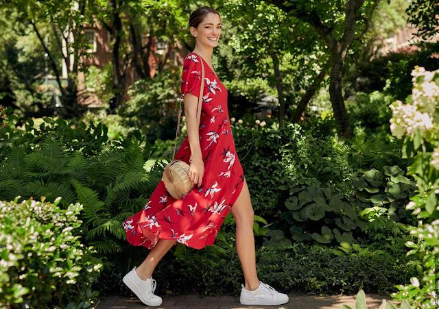 Ropa de mujer primavera verano 2019. Moda verano 2019.