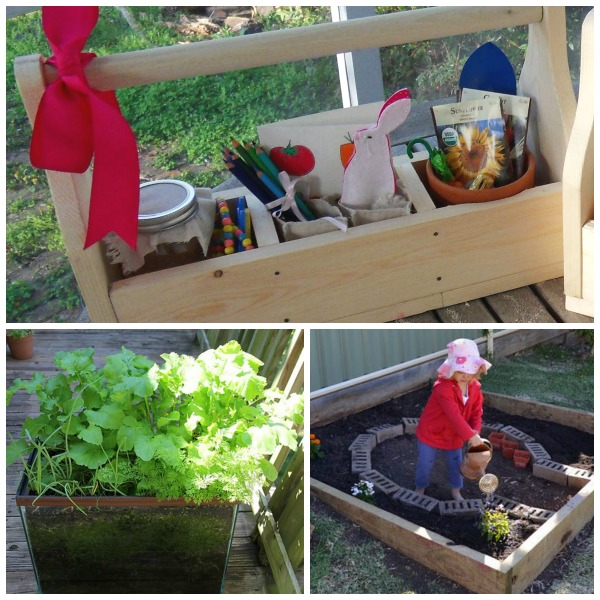 Over 40 super creative garden spaces & ideas for kids. These are so cool! Can I be a kid again please???