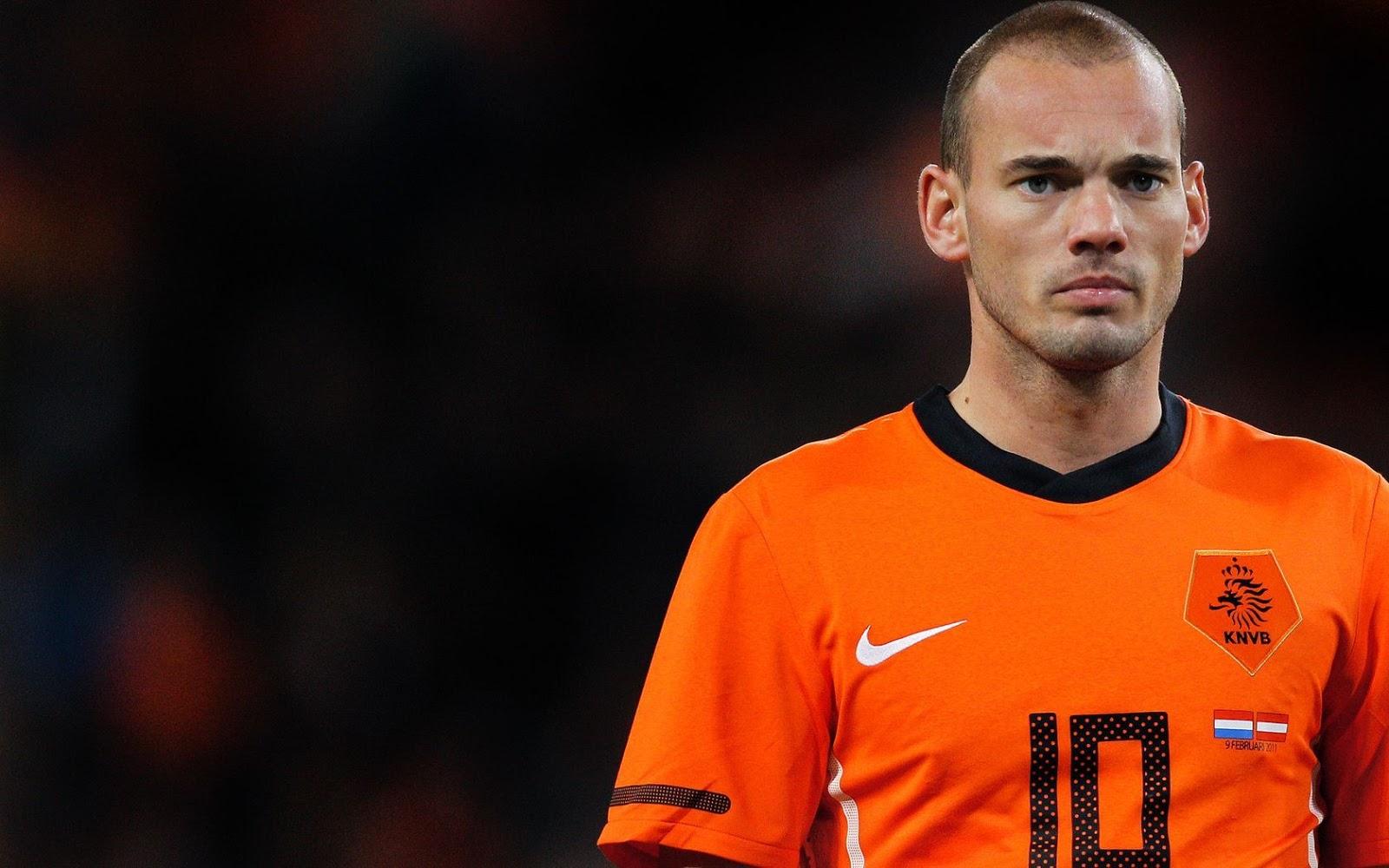 Wesley Sneijder Retires From International Football
