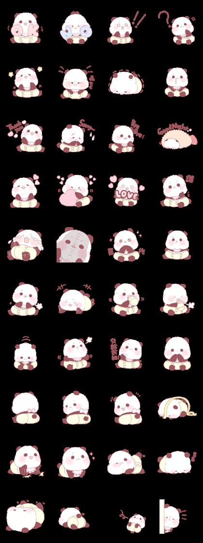 童趣版 Yururin Panda