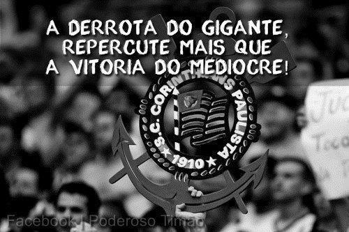 Doutores do Futebol  O tiro na culatra dos anticorintianos ed8900bd8bd73
