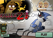 Regular Show Killer Z's