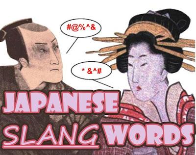 Belajar ucapan gaul dan kasar di bahasa Jepang