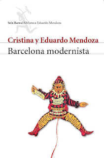 """Barcelona modernista"" - Cristina y Eduardo Mendoza"