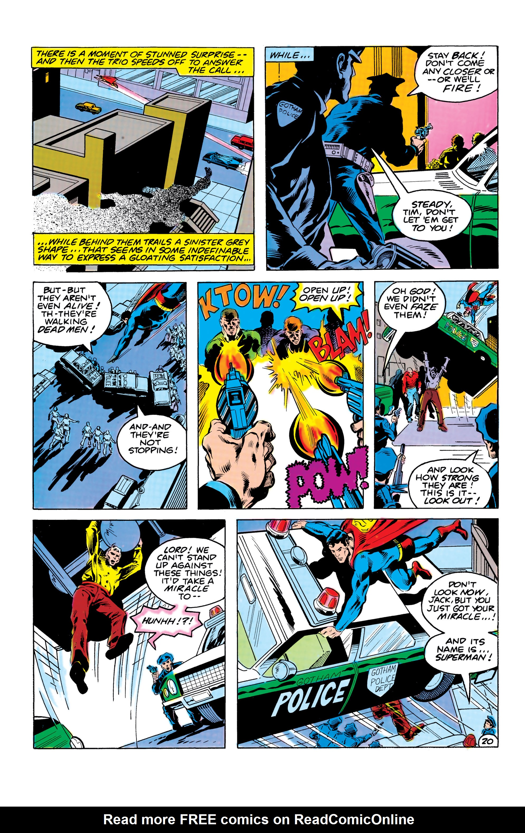 Read online World's Finest Comics comic -  Issue #286 - 21