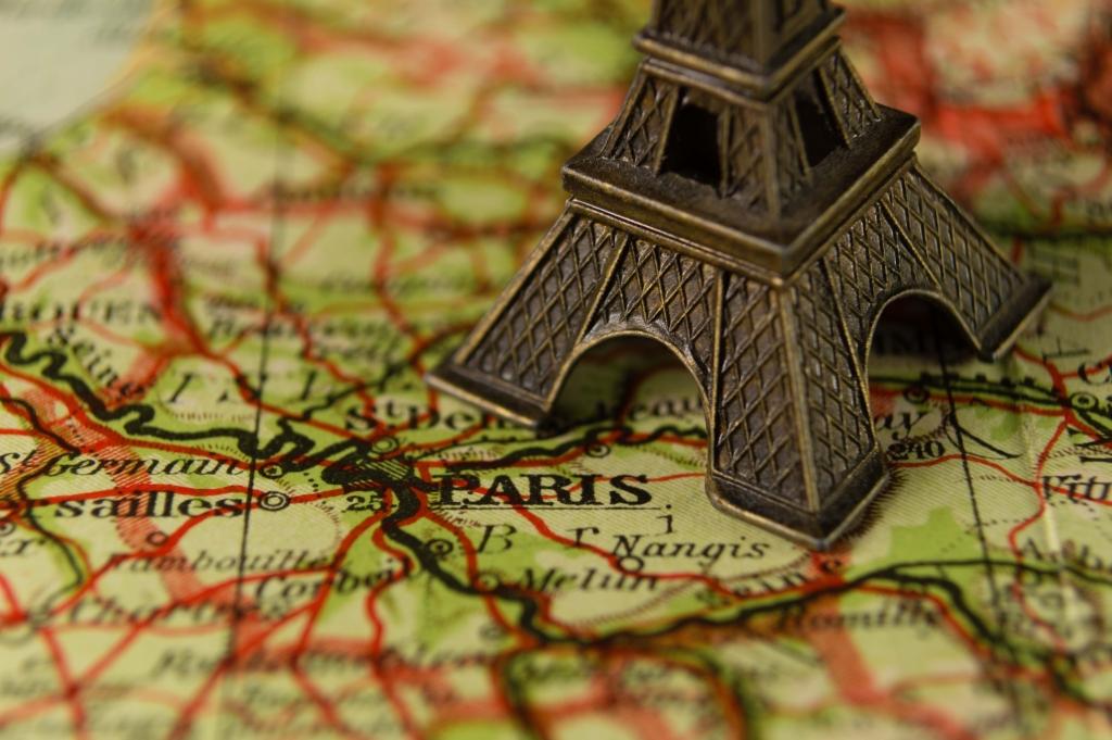 Kochasz Paryż? Wygraj przewodnik National Geographic!
