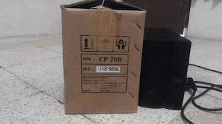 Darmatek Jual UPS ICA CP-700 Kapasitas 700VA