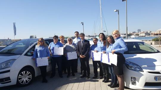 La Generalitat entrega 35 nuevos distintivos de Calidad Turística en València