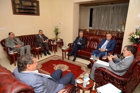 """العثماني يفشل في وضع """"ميثاق اشتغال الأغلبية"""" دعما للتحالف الحكومي"""