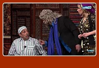 """برنامج مسرح النهار 28-4-2016 مع مسرحية """"بوجى و ضمضم"""""""