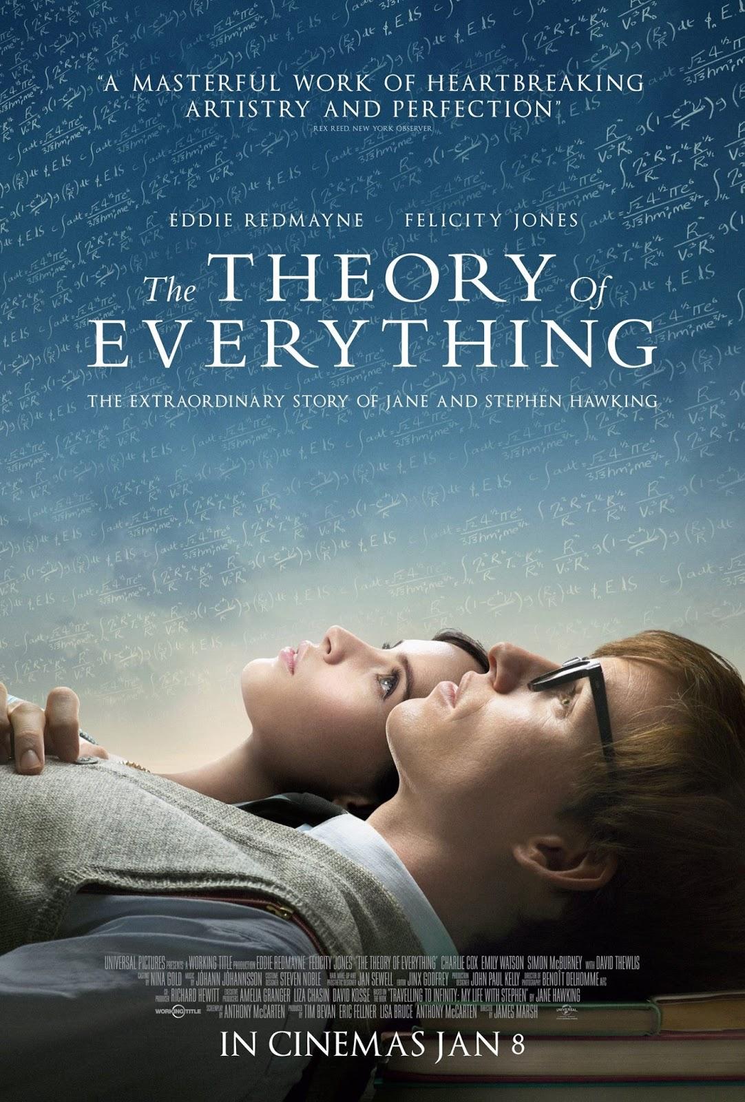 The Theory of Everything ทฤษฎีรักนิรันดร [HD][พากย์ไทย]