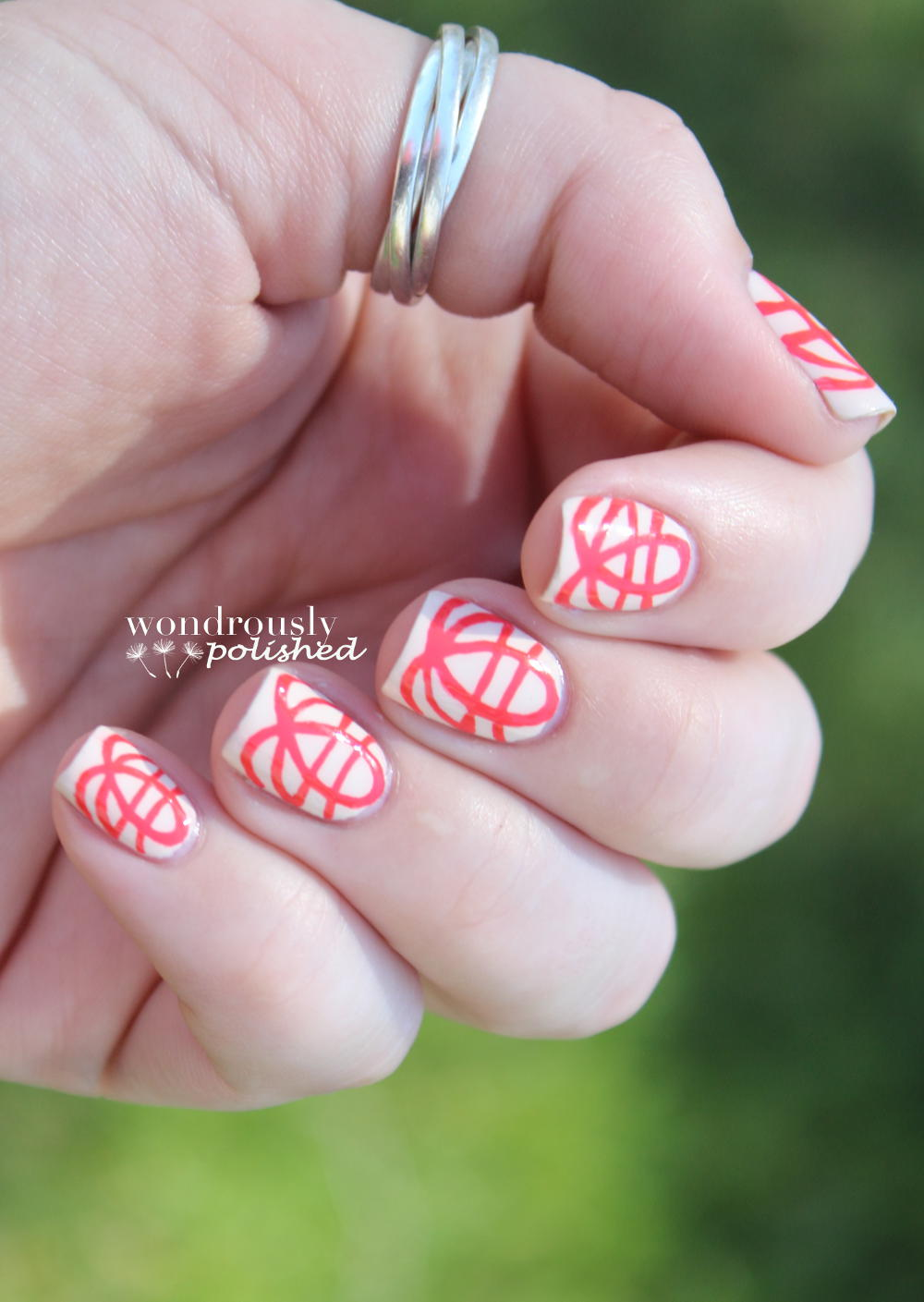 Wondrously Polished February Nail Art Challenge: Wondrously Polished: May Nail Art Challenge