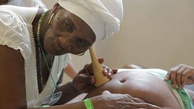 Porteo y parto: Apropiación y apreciación cultural