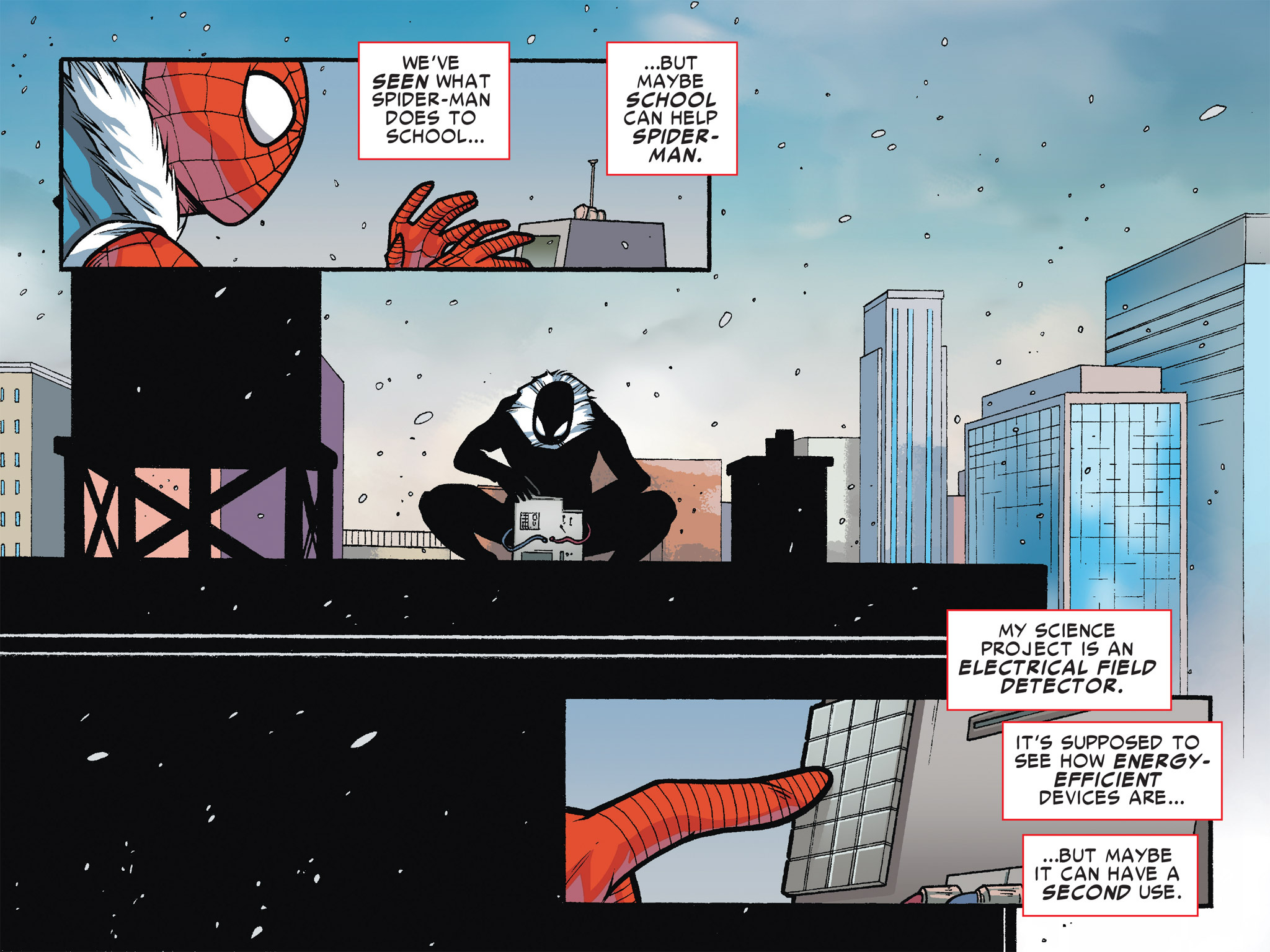 Read online Ultimate Spider-Man (Infinite Comics) (2016) comic -  Issue #7 - 26