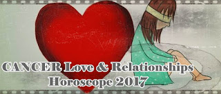 CANCER 2017 Love Relationships Horoscope and Predictions