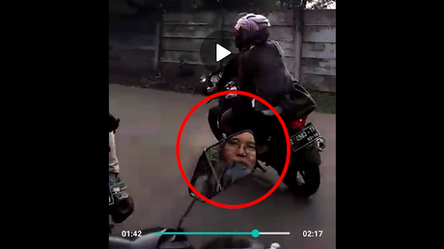 Netizen Temukan Wajah Perekam Video Viral Emak-Emak Komentari Mobil Anies