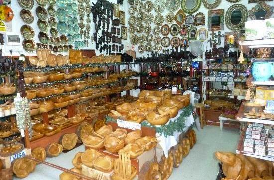Mercado Inka em Lima