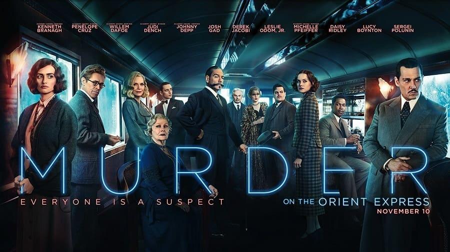 Assassinato no Expresso do Oriente Torrent 2018 1080p 720p BDRip Bluray FullHD HD