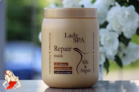 Maska do włosów Lady Spa z olejem arganowym - jedna dla Was :) - czytaj dalej »