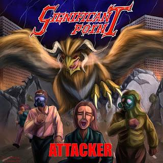 """Το τραγούδι των Significant Point """"Attacker"""" από το ομότιτλο ep"""