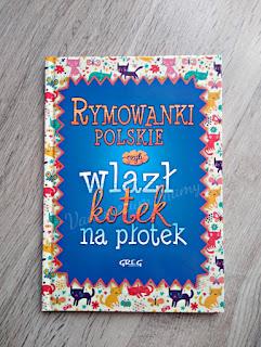 Rymowanki Polskie - propozycja wydawnictwa Greg