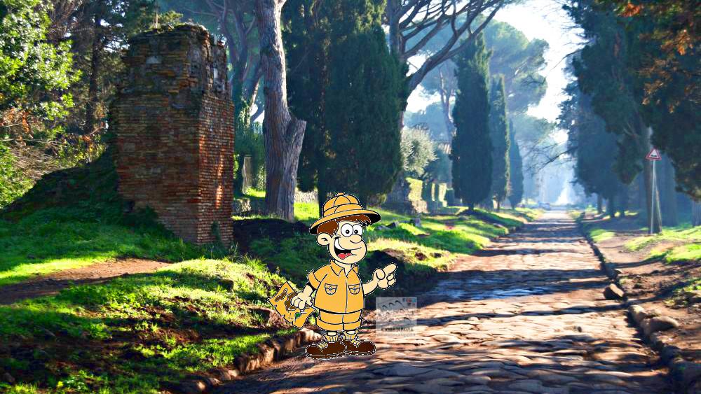 Bambini: Alla Scoperta della Via Appia Antica. Visita e Attività