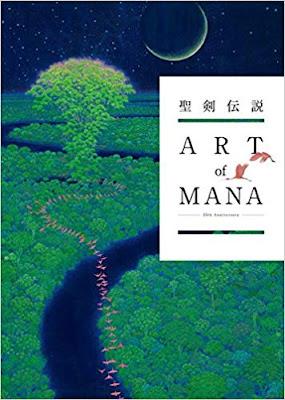 Secret of Mana - Artbook