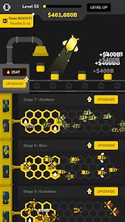 Bee Factory Apk Mod Dinheiro Infinito