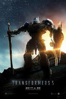 Transformers 5: The Last Knight ( 2017 )