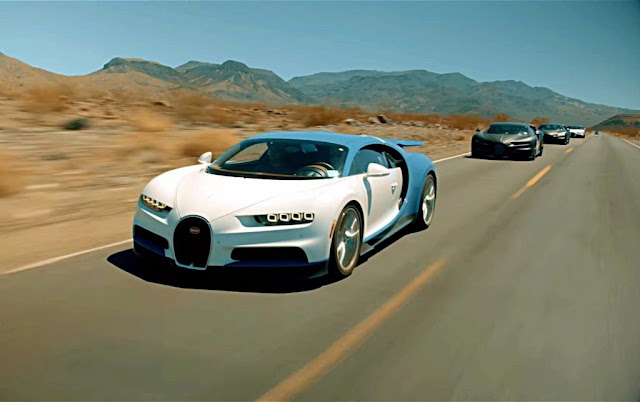Already 220 Orders For The Bugatti Chiron Hypercar