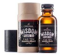 Beard Oil from Wisdom