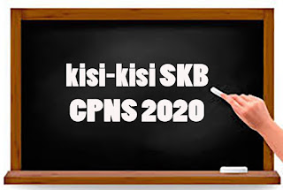 Kisi-Kisi Soal SKB CPNS Semua Formasi