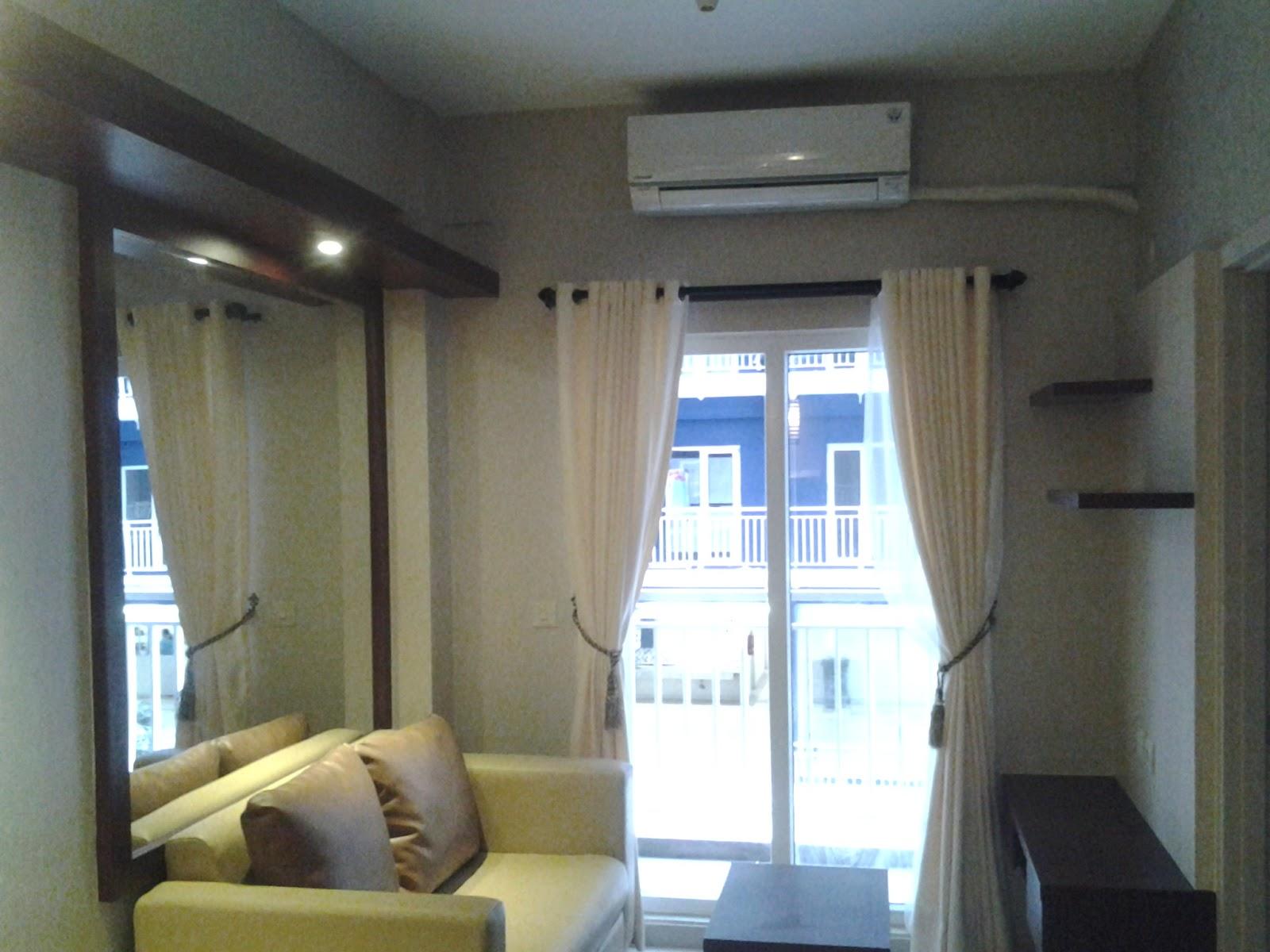 Design Interior Apartemen Sentra Timur Recidence