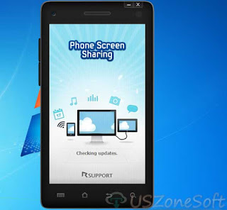 Phone Screen Sharing for windows xp, 7, 8, 10 download